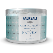 Natural Sea Salt Crystal Flakes by Falksalt